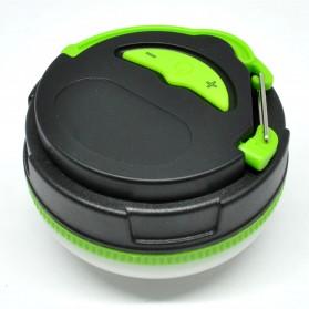 Mini Portable LED Lamp - AS-2000 - Green