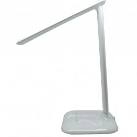 Lampu LED Lipat Meja Belajar 300 Lumens - White