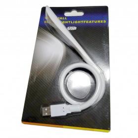 Centechia Lampu LED USB Flexible 3 Light Level - T1A - White - 10