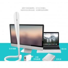 Centechia Lampu LED USB Flexible 3 Light Level - T1A - White - 6