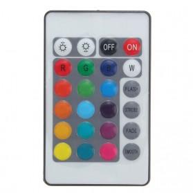 Lampu Led Strip 5050 RGB 16 Colors 2M with Remote Control - Multi-Color - 6