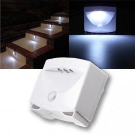 Mighty Light Lampu LED Sensor Gerak - White
