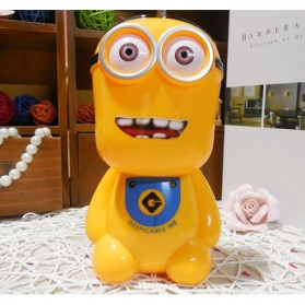 Lampu LED Meja Kartun Minion Despicable Me