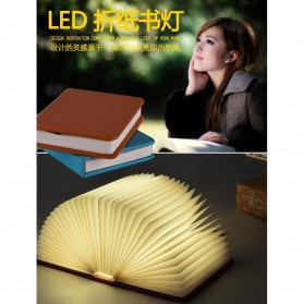 Buku Lampu LED 5 Warna - Blue - 7