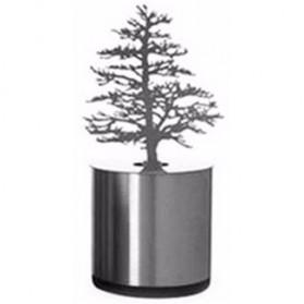 Lampu LED Proyeksi Bayangan Model Pine - Silver