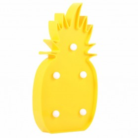 Lampu Dekorasi Marquee Light LED - Model Pineapple M03 - Yellow