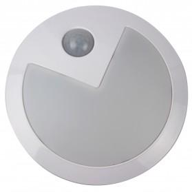 Lampu Hias LED Sensor Infrared Deteksi Cahaya Model Pacman 70Lm - White - 4