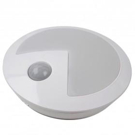 Lampu Hias LED Sensor Infrared Deteksi Cahaya Model Pacman 70Lm - White - 6