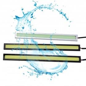 RAZEND Lampu LED Strip Biru Waterproof DC12V COB 17cm 2 PCS - LDJJ2868-D - Blue - 3