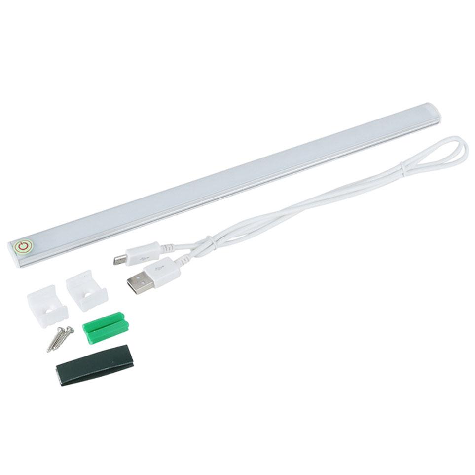Lampu Led Strip Touch Lamp Usb Li 02 White Sensor Sentuh Di Mobil Indoor Outdoor Tanpa Kabel 4