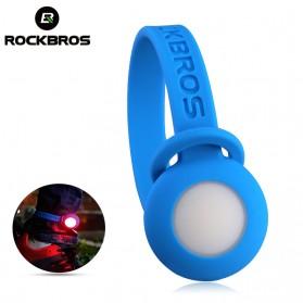 ROCKBROS Gelang LED Tangan Kaki dan Sepeda Multifungsi Style 2 - Blue