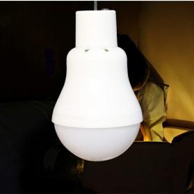 Bai De Fu Lampu LED Camping 3W dengan Solar Panel - SL-T1208 - 2