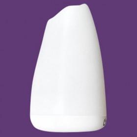Pen Holder Alat Tulis dengan Lampu LED RGB - White - 2