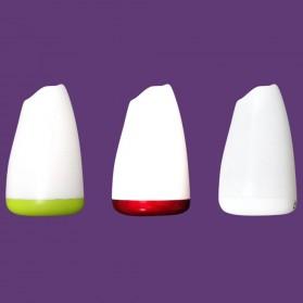 Pen Holder Alat Tulis dengan Lampu LED RGB - White - 3
