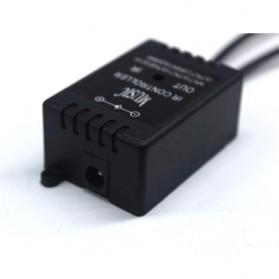 Sensor Suara Sound Music Control Lampu LED Strip dengan Remote Control - Black - 6