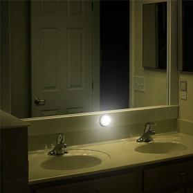 Lampu LED Sensor Infrared PIR Motion Deteksi Cahaya - White - 3