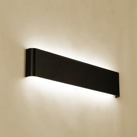 Arcatech Lampu Hias Dinding LED Minimalis Aluminium 12W - B1001 - White