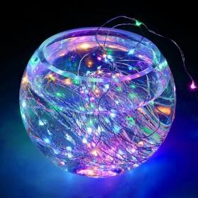 Epistar Lampu Hias Dekorasi USB Powered 50 LED 5 Meter - SZ - Warm White - 5