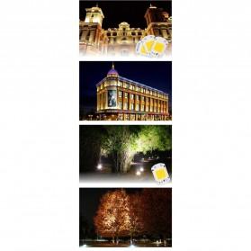 Chip Lampu COB LED Floodlight Spotlight 220V 30W - Cool White - White - 5