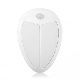 Lampu LED Mini dengan Infrared Sensor Gerak - White