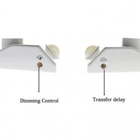 Mayitr Fitting Lampu Bohlam Socket E27 dengan Infrared Motion Sensor 60W - PIR-E27DZ-FX - White - 4