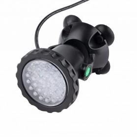 Lampu Sorot Outdoor Taman Waterproof - Black - 3