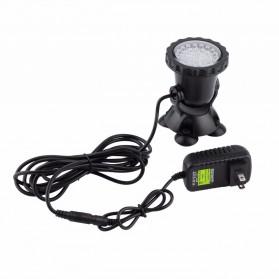 Lampu Sorot Outdoor Taman Waterproof - Black - 4
