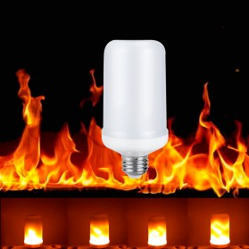 Flame Bohlam LED Flame Effect Flickering E27 7W 1900-2200K - YMJ009 - White - 1