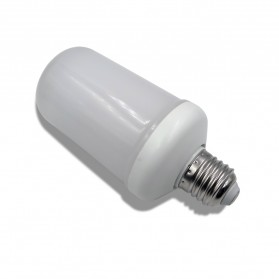 Flame Bohlam LED Flame Effect Flickering E27 7W 1900-2200K - YMJ009 - White - 6