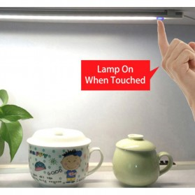 Lampu LED Dimmable Touch LED 21 LED - FYD-1611 - White
