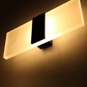TaffLED Lampu Hias Dinding LED Corridor Light 3W 2700-3500K Warm White - F0011 - Black - 5
