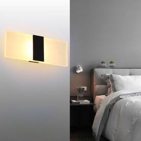 TaffLED Lampu Hias Dinding LED Corridor Light 3W 2700-3500K Warm White - F0011 - Black - 6