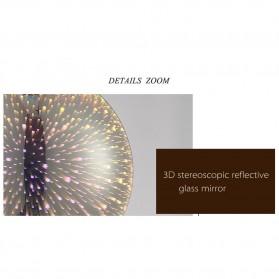 Lampu Bohlam LED Dekorasi Fireworks 3D E27 220V 4W - G125 - Mix Color - 7