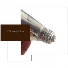 Lampu Bohlam LED Dekorasi Fireworks 3D E27 220V 4W - G125 - Mix Color - 8