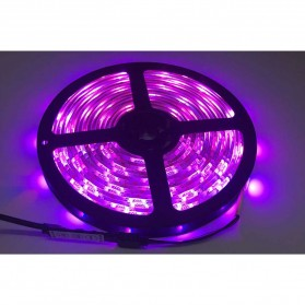 Lampu Led Strip 5050 RGB with USB Controller 3M - Multi-Color - 4