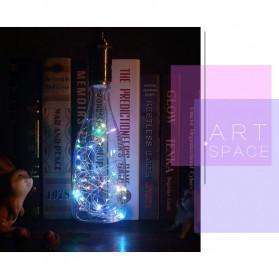 Lampu Bohlam Dekorasi RGB LED Bulb String E27 1.8W - Bottle - 6