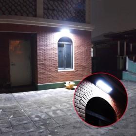 CHIZAO Lampu Solar Sensor Gerak Outdoor 24 LED 1.5W 450 Lm - HBT1612 - Silver - 3