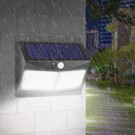 SINJIAlight Lampu Solar Panel Sensor Gerak Outdoor Waterproof 108 LED Warm White 1 PCS - SJ025 - Black - 2