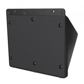 SINJIAlight Lampu Solar Panel Sensor Gerak Outdoor Waterproof 108 LED Warm White 1 PCS - SJ025 - Black - 6
