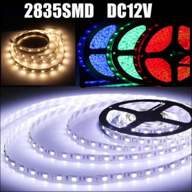 Lampu Led Strip Dimmable SMD 2835 RGB 12V 5 Meter - Multi-Color