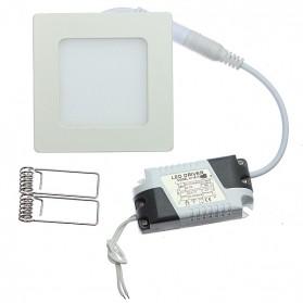 Taff Ceiling LED Downlight Mini Square Lamp 6000K