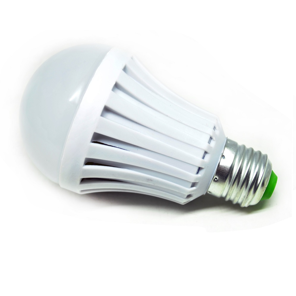 Taff Led Bulb Light E W With Touch Sensor Lampu Bohlam Sentuhan Jari White