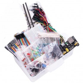 Ultimate UNO Electronics Component Starter Kit untuk Arduino R3