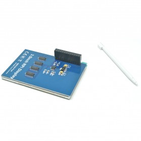 Raspberry Pi LCD Display Module 3.5 inch TFT Touch Screen for Model A - 3