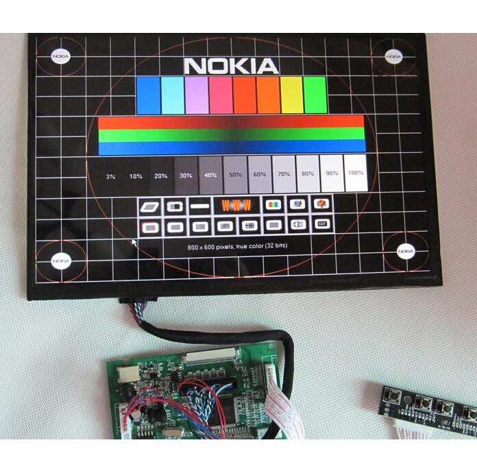 Raspberry Pi LCD Display Module 10 1 inch 1280x800 Standard