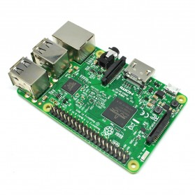 Raspberry Pi 3 Model B with BCM2837 element14 Version - 2
