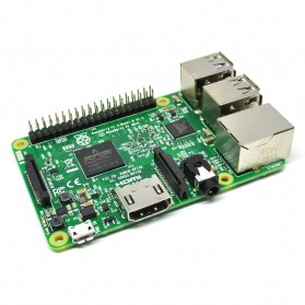 Raspberry Pi 3 Model B with BCM2837 element14 Version - 3