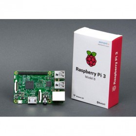 Raspberry Pi 3 Model B with BCM2837 element14 Version - 5