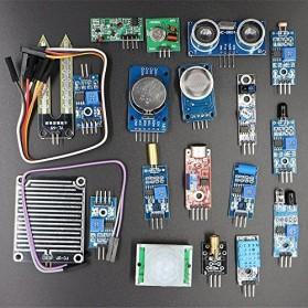 Raspberry Pi 3 & Raspberry Pi 2 Model B 16 Kinds of Sensor - 3