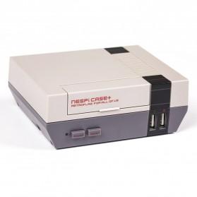 NESPI+ Classical Retro Nintendo NES Case Box for Raspberry Pi 3/2/B+ - 3